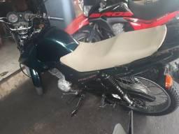 Vendo minha moto factor 125 2012 top - 2012