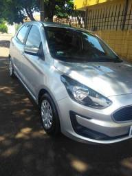 Ford KA 2019 1.0 Hatch Manual Prata - 2019