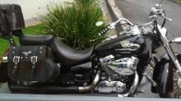 Honda Shadow 750 cc 2006 inteira - 2006