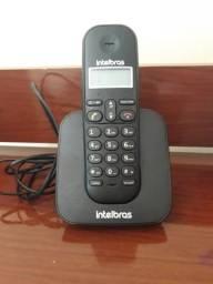 Telefone sem fil semi novo