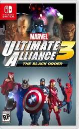 Marvel Ultimate Alliance 3 - NSwitch comprar usado  Belo Horizonte