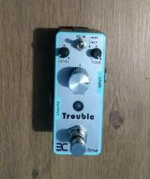 Pedal Overdrive Trouble TC-16 ENO