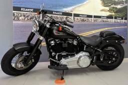 Harley Davidson Softail slim 2018. Impecável - 2018