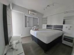 Apto semimobiliado 1 suite com closet, 1 home office, 1 vaga de garagem Vila Ipiranga