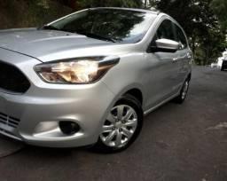 Ford KA 1.5 2017 Completo IPVA 2020 Todo Pago Som com Atendimento de Celular - 2017