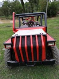 Vendo Jeep gaiola