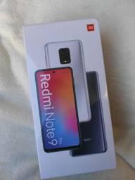 Redmi Note 9 Pro 128 da Xioami em Saldão! Novo Lacrado com Garantia e Entrega rápida
