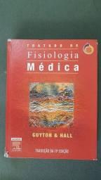 Livros de medicina/enfermagem: Anatomia 5° Ed. Moore + Fisiologia 11° Ed. Guyton