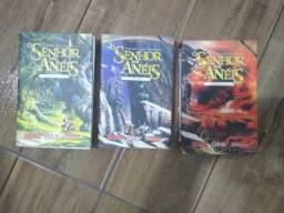 Kit Livros - Coleção Senhor dos Anéis (3 Volumes)