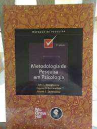 Metodologia de Pesquisa em Psicologia