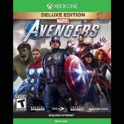 Avengers versão deluxe
