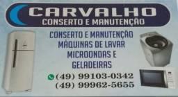 Carvalho Conserto e Manutenção