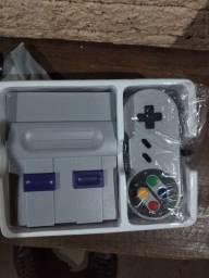 Super Nintendo mini com 826 jogos
