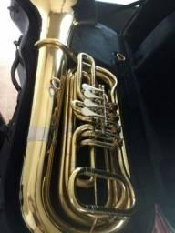 Tuba 4/4Shelter  Si bemol