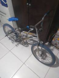 Bike cromada aro 20
