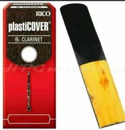Palheta Clarinete Plasticover