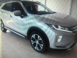 Mitsubishi eclipse cross hpe s 1.5 turbo prata automatico
