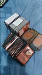 Lote 500 cartas de Magic The Gathering