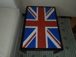 Título do anúncio: Mesa bandeira do Reino Unido