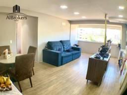 Apartamento com 3 dormitórios, 80 m² por R$ 420.000 - América - Porto Alegre/RS