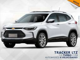 CHEVROLET TRACKER 1.0 TURBO FLEX LTZ AUTOMÁTICO