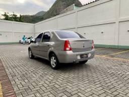 Título do anúncio: Renault Logan Única Dona - 2008 - Raridade, muito novo!!!!!!