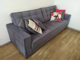 Sofá de alto padrão - 2,5x0,90 (aceito troca)