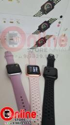 Relógio esportivo inteligente Smartwatch F8 resistente a água