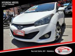 Título do anúncio: Hyundai HB20S 2014 COMFORT 1.0 FLEX 12V 4P MANUAL
