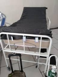 Título do anúncio: Cama hospitalar duas manivelas pilates
