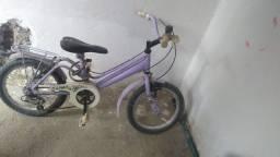 Título do anúncio: Bicicleta aro 16