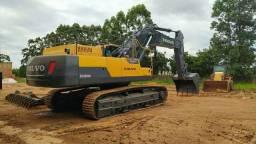 Escavadeira Hidráulica Ec 480DL 2014