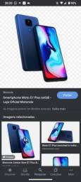Vendo Moto E7 Plus 64GB