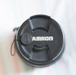 Título do anúncio: Lente Tamron 18-200mm