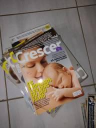 Revistas de bebe e crianças