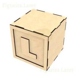Cubo MDF