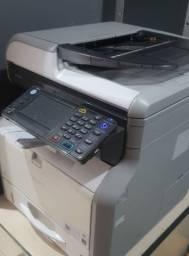 Título do anúncio: Impressora copiadora multifuncional Xerox monocromatica Ricoh SP4510sf