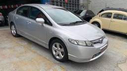 Título do anúncio: Honda Civic LXS 1.8 Flex Câmbio manual