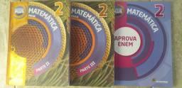 Livro Matemática: Paiva - Moderna Plus - vol.2