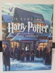 Vendo coleção Harry Potter edição especial