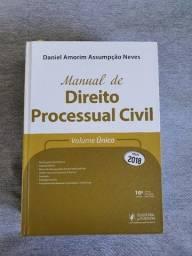 Título do anúncio: Manual de Direito Processual Civil (Volume Único) - Daniel Amorim Assumpção Neves