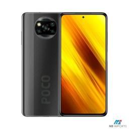 Celular Xiaomi Poco X3 64GB 6RAM Novo Lacrado *Temos Loja Física*