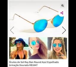 Óculos Rayban azul