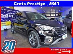 Título do anúncio: CRETA 2017/2017 2.0 16V FLEX PRESTIGE AUTOMÁTICO