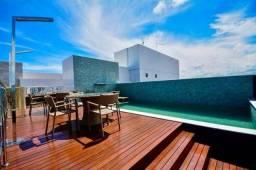 Título do anúncio: Park Guell- Bessa- Andar Alto- 55m²- 02Qts s/ 01Ste- 02Vgs- Sul- Todo Ambientado!