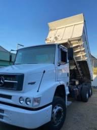 Caminhão MB 1620 eletrônico 2011
