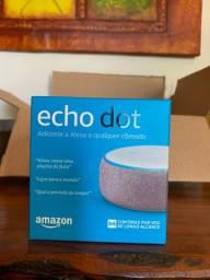 Echo dot 3 rosa promoção
