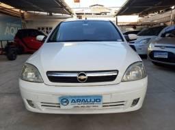 Título do anúncio: GM Corsa Sedan Premium 2009/2010 1.4 Com GNV