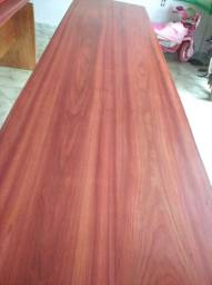 Mesa de madeira muiripiranga