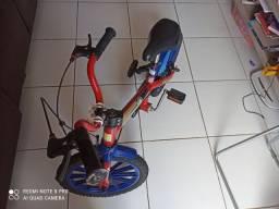 Bicicleta Wonder woman